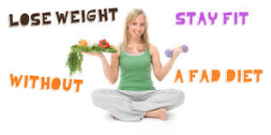 Lose Weight Without Fad Diet