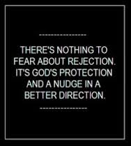 Rejection is God's Protection Picture