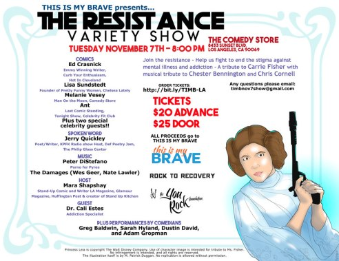 Resistance Flyer White Latest